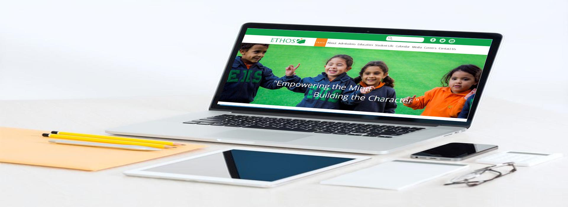 Ethos School Site