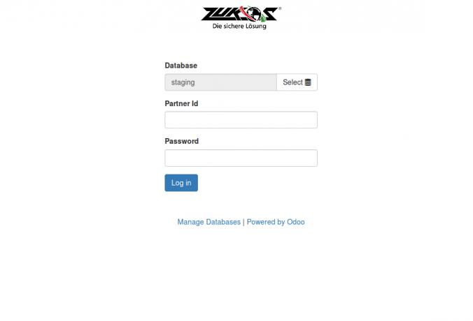 Zukos ERP System