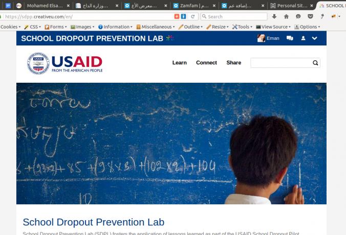 School Dropout Prevention Lab
