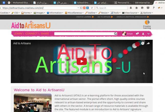 Aid to ArtisansU